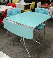 Still In Production After Nearly 70 Years Acme Chrome Dinettes Made From 1949 To 1959 Retro Dining TableDiner