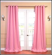 ruffle blackout curtains ruffle blackout curtain panels white