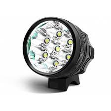 Marsing MS 07 6000Lm Cree XML T6 7 LED Bicycle Light Set $36 56