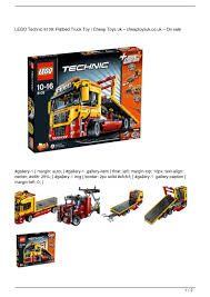 Calaméo - LEGO Technic 8109: Flatbed Truck Toy Big SALE Lego Ideas Product Ideas Truck Camper City Flatbed 60017 2849 Pclick From Mantic Games Mgma201 Minisnet Brickcreator Flat Bed Amazing Similarities Between City Sets Brickset Forum Moc Technic Tow Youtube Square 60097 Skyline Lego Truck Front View By Flapjack04 On Deviantart Mini Metals 1954 Ford 2pack N Scale Round2 1599 Uk New In Box Nib Tow Ebay