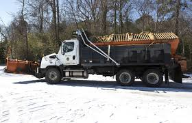 Newport News Snow Plow Truck - Daily Press