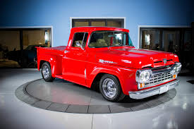 1960 Ford F100 Custom Cab For Sale #76016 | MCG Ford F100 Stock Photos Images Alamy 1960 Hot Rod Network Fseries Third Generation Wikipedia Tricked Out 1956 Panel Truck Yay Or Nay Fordtruckscom Subtle And Clean For Sale Classiccarscom Cc1116627 Custom Cab Sale 76016 Mcg Van Cc1015538 From The Archives 1952 Anglia Panel Van Hemmings Daily The Classic Pickup Buyers Guide Drive