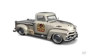 100 Speed Demon Trucks My Perfect Chevrolet 3100