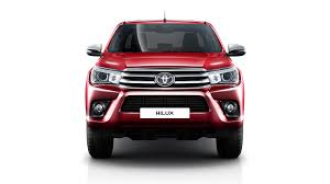 Hilux | Overview & Features | Toyota UK