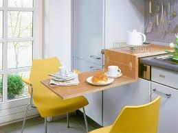 küchentisch und stühle für eine kleine küche zweckmäßigkeit