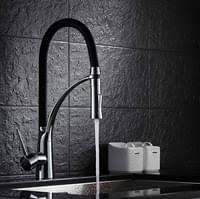 Kテシche Wasserhahn Mit Brause Edelstahl Ausziehbar Spültischarmatur Küchen Wasserhahn Mit Brause Waschtisch