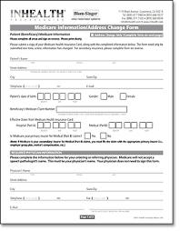 Medicare Lift Chair Reimbursement Form by Form Medicare Png