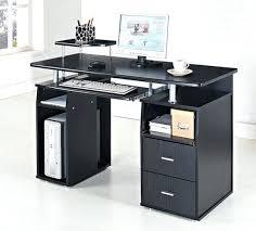 Ebay Corner Computer Desk by Desk Black Glass Computer Desk Ebay Black Glass Computer Desk
