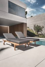 Gloster Outdoor Furniture Australia by Bay Sunlounger By Gloster Furniture Stylepark