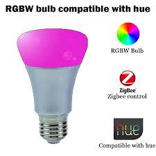 rgb bulb compatible with hue bridge1 0 2 0 270 degree illumination