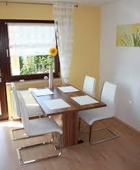 wohnzimmer essecke fewo mittelgroß ferienwohnung