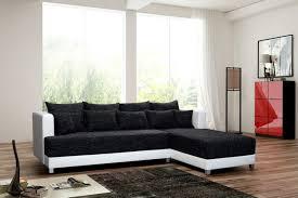 schlafsofa sofa ecksofa eckcouch schwarz weiss schlaffunktion wien 1 r