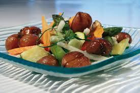 cuisiner des marrons frais menu de noël comment cuisiner les châtaignes cuisine