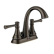 moen ws84777mbrb ashville centerset 2 handle bathroom faucet with