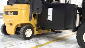 100 Yale Lift Trucks Electric Forklift Battery Removal With Forklift YouTube