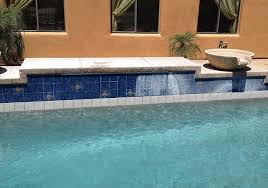 pool tile cleaning tucson pool tile cleaning and beed blasting