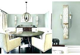Dining Room Sconces Sconce Wall Height Living