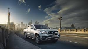 100 Mercedes Benz Pickup Truck The XClass Meets Lifestyle