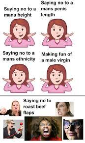Roast Beef Curtain Meme by Roastie Logic Incels