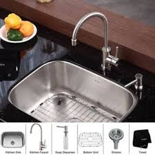 Overstock Stainless Kitchen Sinks by Ceramic Kitchen Sinks For Less Overstock Com