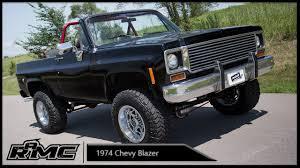 1974 Chevy Blazer - YouTube