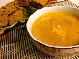 Pumpkin Butternut Squash Soup by Roasted Red Pepper And Butternut Squash Soup