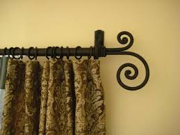 Twist And Fit Curtain Rod Canada by 26 Best Finials Images On Pinterest Wrought Iron Irons And Curtains