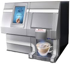 NewCo CX Touch Commercial Pod Office Coffee Machine 1
