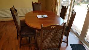 Clearance Price Dining Table Chairs X 6