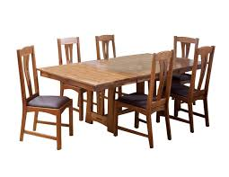 Buy A-America Cattail Bungalow Casual Dining Room Set With ...