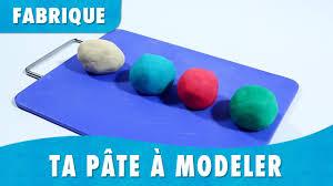fabrique ta pâte à modeler facile et sans cuisson petites mains