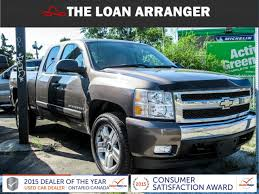 Used 2007 Chevrolet Silverado 1500 For Sale In Barrie, Ontario ...