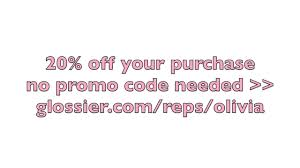 Glossier Promo Code Top 10 Punto Medio Noticias Newegg Promo Code January 2019 Glossier_promo_code Hashtag On Twitter Glossier Coupon Youtube 2018 November Coupons 100 Workingdaily Update Glossiers Wowder And Cloud Paint Review Beauty And Hair Craftsman Code United Ticket Codes Score Big Promo Levi In Store Azprocodescom Verified Coupon Discount Black Friday Cyber Needglossierpromocode The Jcr Girls