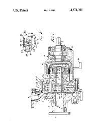 Ingersoll Dresser Pumps Company by Patent Us4871301 Centrifugal Pump Bearing Arrangement Google