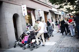 Cosy Cupcake Sthlm From Outside