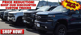 100 Custom Truck Shops Chevrolet Dealer Car Dealership In Temecula CA Paradise