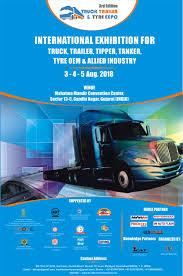 100 Truck Trailer Manufacturers International Tyre Expo 2018 In Gandhinagar