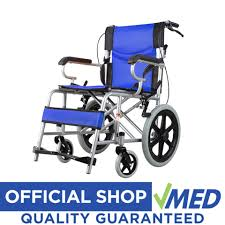 VMED Heavy Duty Lightweight Travel Wheelchair BLUE Drive Medical Flyweight Lweight Transport Wheelchair With Removable Wheels 19 Inch Seat Red Ewm45 Folding Electric Transportwheelchair Xenon 2 By Quickie Sunrise Igo Power Pride Ultra Light Quickie Wikipedia How To Fold And Transport A Manual Wheelchair 24 Inch Foldable Chair Footrest Backrest