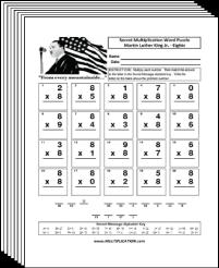 Halloween Multiplication Worksheets 3rd Grade by Free Multiplication Worksheets Multiplication Com