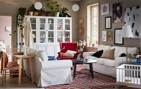 wohnzimmer inspiration modern und traditionell ikea