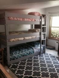 best 25 triple bunk ideas only on pinterest triple bunk beds 3