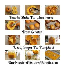 Roasting Pumpkin For Puree by How To Make Fresh Pumpkin Puree Fresh Pumpkin Puree In 3 Simple