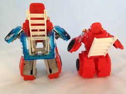 Heatwave L Hook And Ladder L Playskool Heroes Transformers Rescue ...