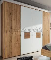 massivholz kleiderschrank wildeiche geölt neu schlafzimmer