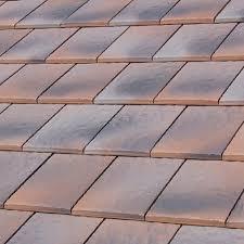 flat roof tile clay slate look galicia tejas borja