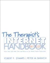 The Therapists Internet Handbook More Than 1300 Web Sites And Resources For Mental Health Professionals Norton Professional Books Paperback
