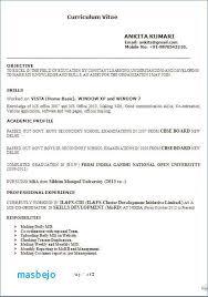 Gallery Of Resume Profile Examples Entrepreneur General