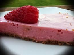dessert aux fraises mon gâteau aux fraises et fromage blanc chris miam miam
