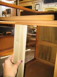 What Is A Hoosier Cabinet Insert by How To Turn A Cabinet Into A Bathroom Vanity Hgtv