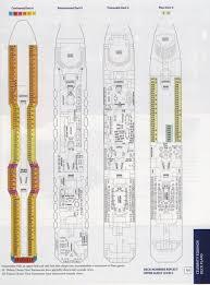 Celebrity Silhouette Deck Plan 6 by Celebrity Equinox Deck Plan